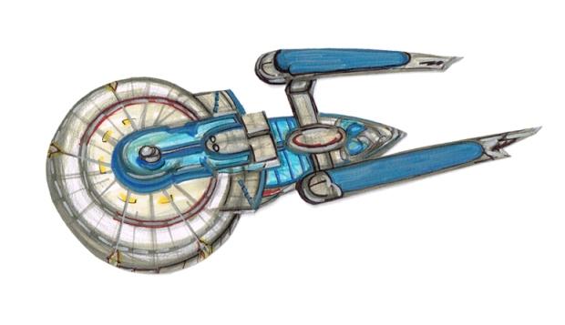 Enterprise USS B11272015