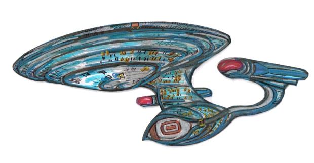 Enterprise USS D fnt lft sd undr211272015