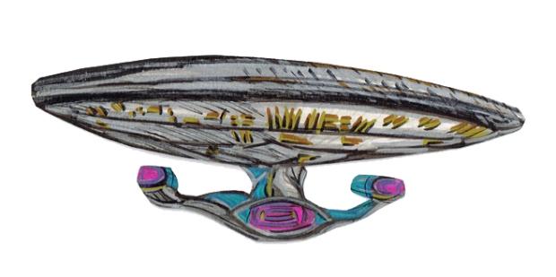 Enterprise USS D frnt straight 11272015