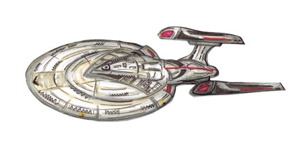 Enterprise USS E11272015