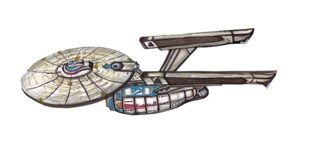 Enterprise USS Refit lft sd top11272015