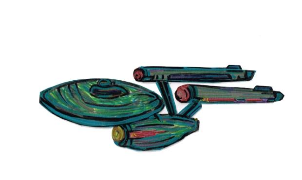 Enterprise USS TOS full side sm12052015