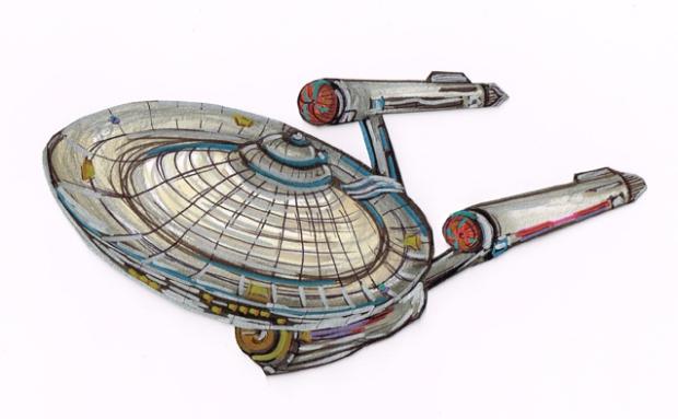Enterprise USS TOS lft sd abv11272015