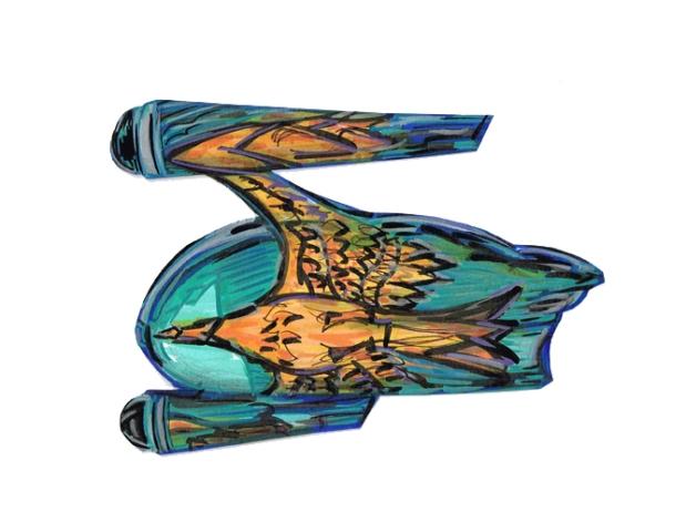 Romulan Bird12052015