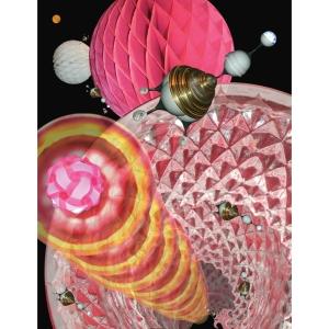 Crystal Pink World