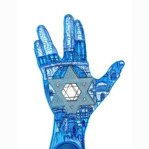 Hand Jersualem