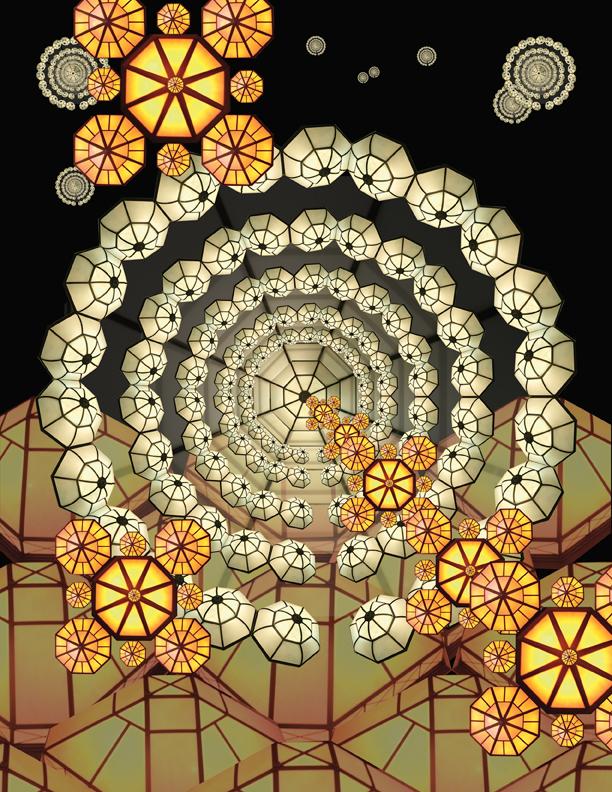 9.) Geometric Encounters