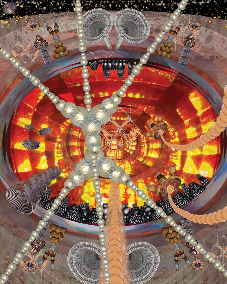 12 Silk Tunnel City