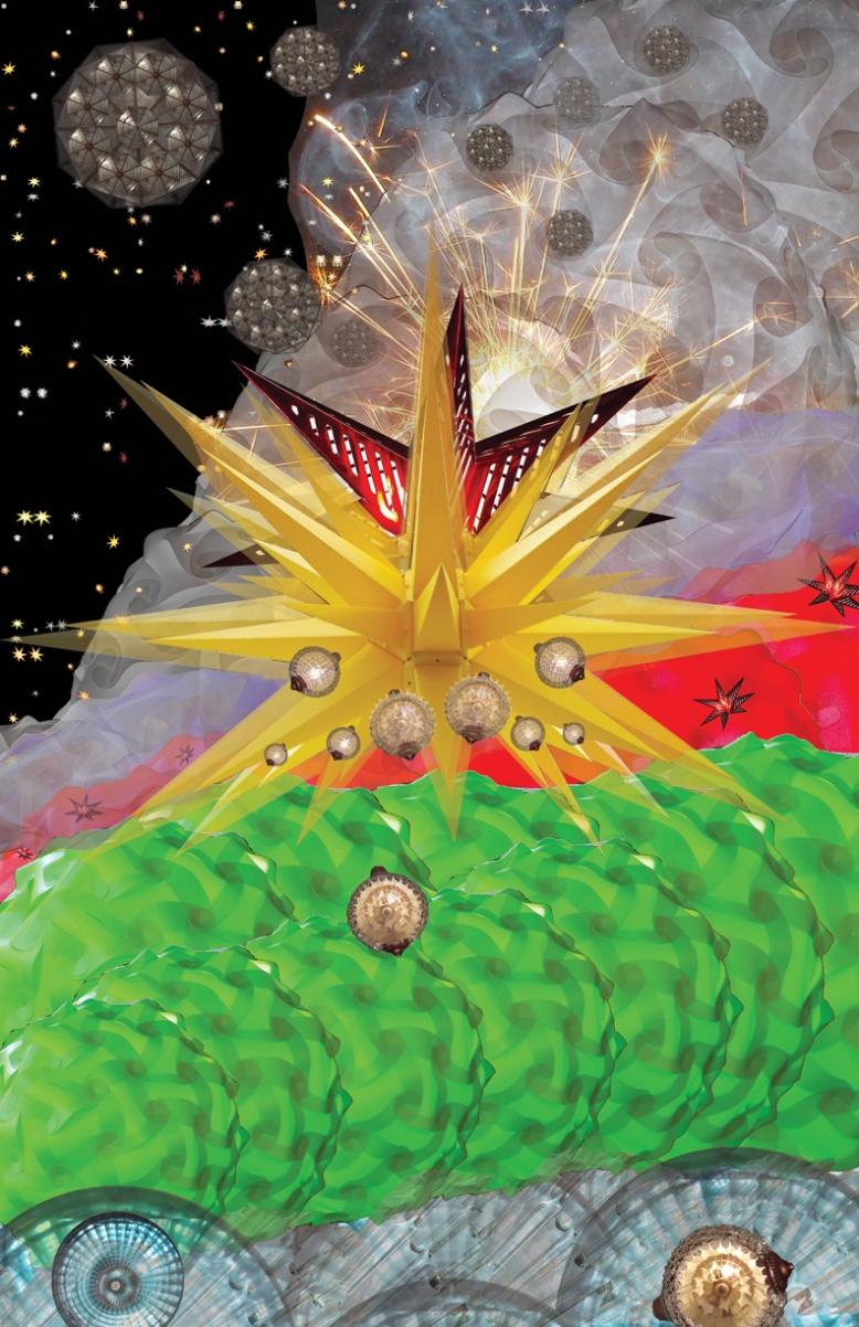 14 Cosmic Sparks